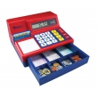 Cash register and caculator
