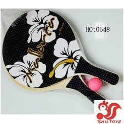promotional gift wooden racket