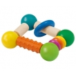 Selecta Wooden Rattle - Cubellino