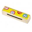 Harmonica in box