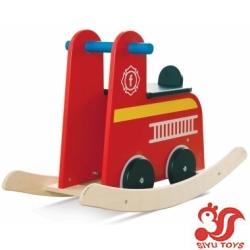 Millhouse Rocker Fire Engine