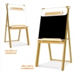 Multi-Use Art Easel White