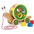 Siyu Pull and Play Shape Sorter