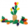 Cactus wooden toys DIY toys