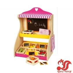 fruit cabin