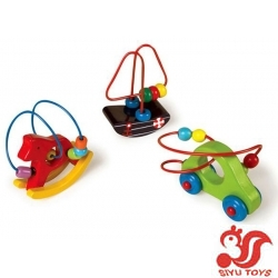 Lacing and Beading Toys