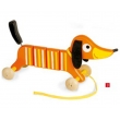 Dog pull & push toy