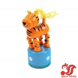 Press base lion-press base tiger