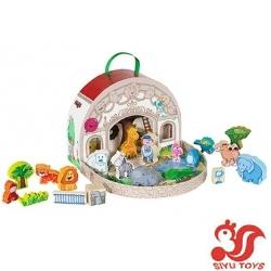 Large Play Set Zoo