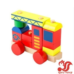 Fire Engine Building Block