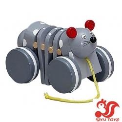 Animal pull toys