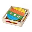 tambourine in box