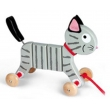 animal Pull & push toys-dog-cat