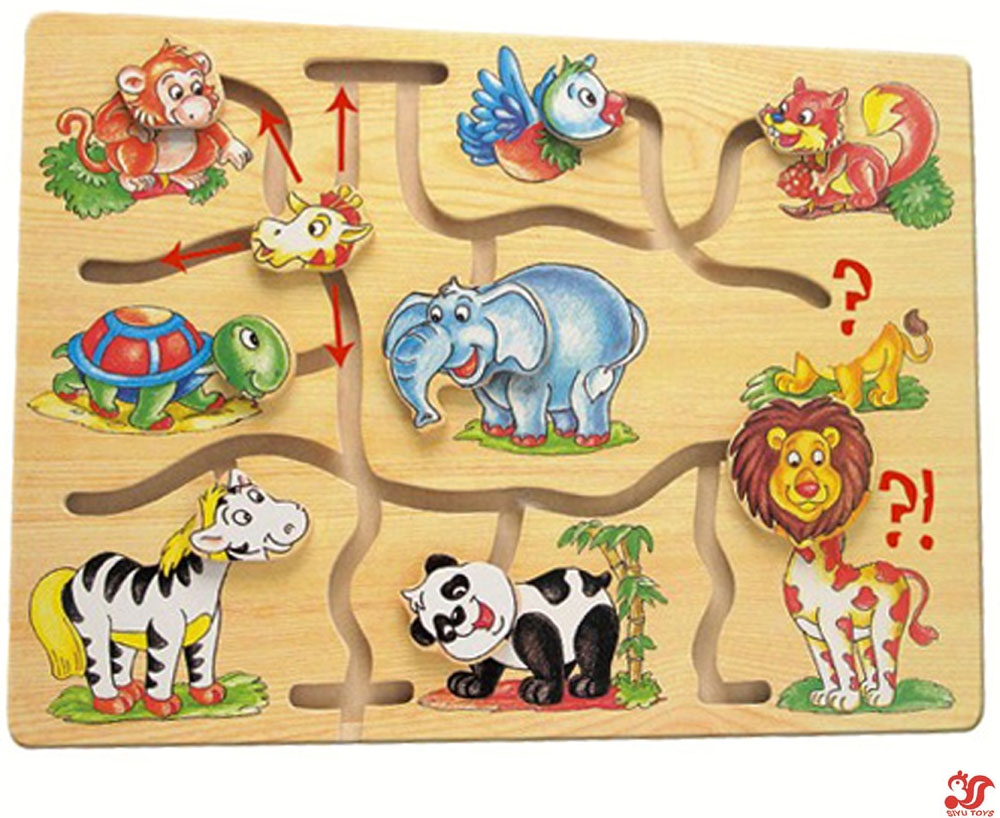 Pin Puzzle-animaux On Pinterest